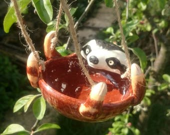 Sebastian the Sloth Trinket Bowl