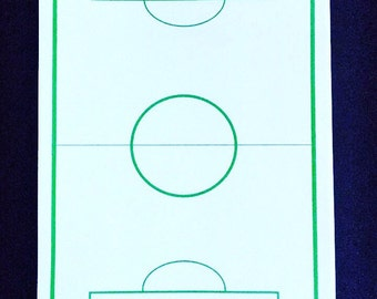 Soccer Coach Player Personalized Notepad