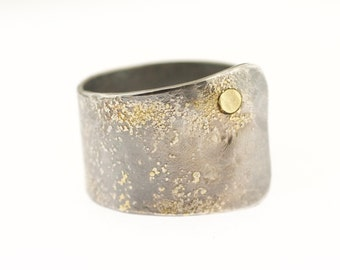Lichen Fused Overlap Ring