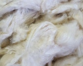 Kapok Fiber Raw One Pound Natural Untreated