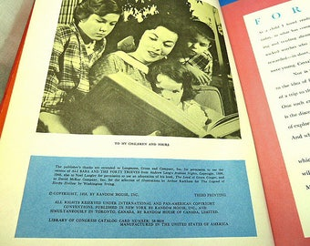 Shirley Temple's Storybook Vintage Book  WM108