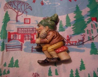 collectable anri italy gnome ornament 3