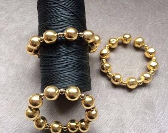 Choker chunky Design Bracelet