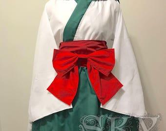 Kagome Kimono Dress