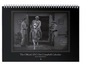 The Official 2017 Otis Campbell Wall Calendar