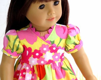 18 inch Doll Clothes M2M Gymboree Summer Wrap Dress