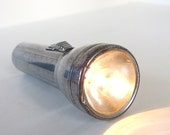 Vintage Ray O Vac Flashlight, Working