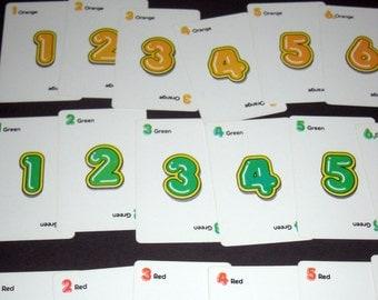Vintage (1983) Card Game - Won Over