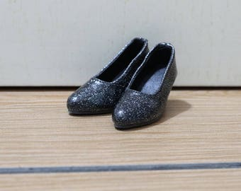 High-heeled Shoes for Minifee Active Line (Black Colour Only)