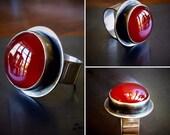 Dark Sparkly Ring
