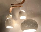 Small Biz Saturday Sale Chandelier lighting: CLAYLIGHT BOOMERANG XL
