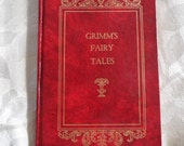 Grimm's Fairy Tales 1973 Hardcover Crown Publishers, Inc