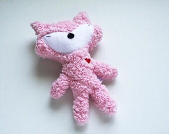 Fox - Phoebe the Whee Best Bubby Fox - Stuffed Animal - Plushie