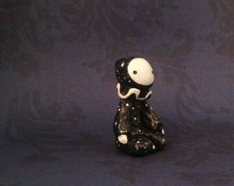 Mini Cosmic Poppet  - By Lisa Snellings