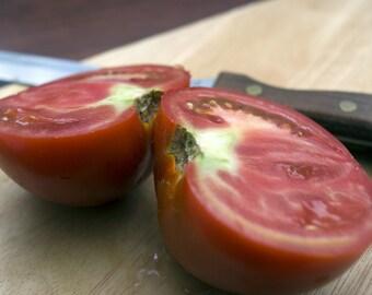 Cherokee Purple Tomato Seeds Organic