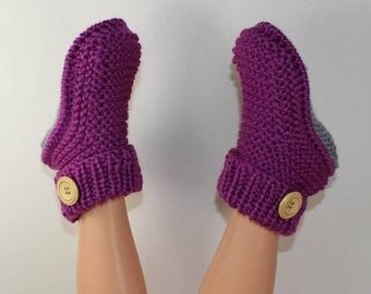 50% OFF SALE Childrens Rib Cuff Boots knitting pattern by madmonkeyknits pdf download instant digital file