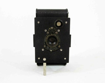 Antique Kodak No. A 127 Autographic Vest Pocket Camera, 1913 Patent Year