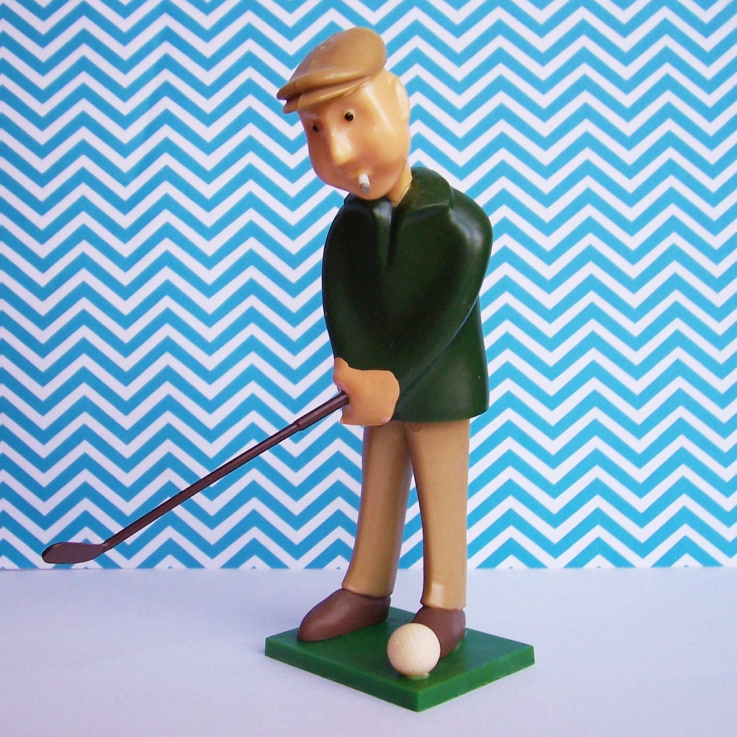 golf wedding cake toppers ireland wilton golfer cake topper 1972 from luluscupcakeboutique 14851