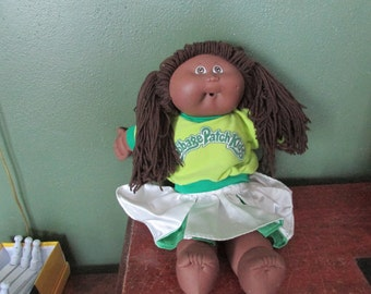Vintage Cabbage Patch Doll 1982 Original Outfit