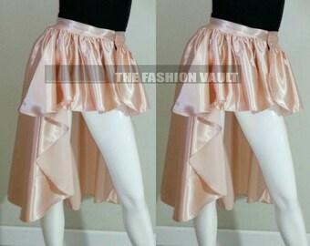 Sample sale Behance Bustle Skirt Dance Anime Cosplay Manga  Ringmaster Burlesque