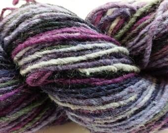 Cascade, Casablanca, Wool, Silk, Mohair, DK, Purples, Color 26
