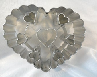 Heart 3 inch Cookie Cutter