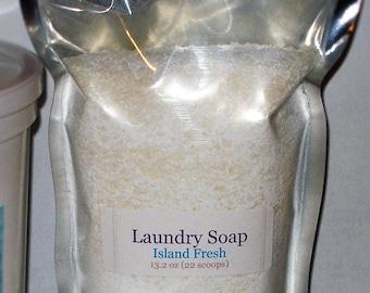 Laundry Soap - Sea Breeze scented - 26.4 oz