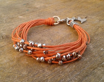 Beaded bracelet for woman gift for her beaded jewelry boho bracelet beaded jewelry