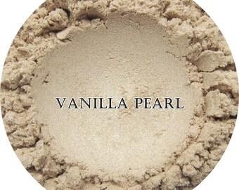 Loose Mineral Eyeshadow-Vanilla Pearl