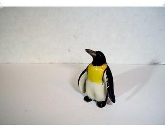 Winter Fairy Garden Ceramic Penguin  /Minis /Supplies*