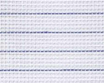 DMC 14 count Waste Canvas , for cross stitch and embroidery , 102 x 25 cms, waste canvas