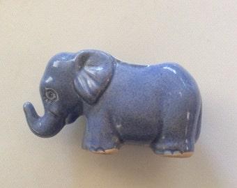 Vintage Elephant Planter/Figurine