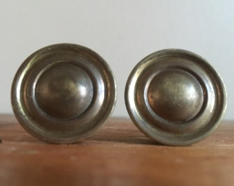"Round Vintage 1"" Knobs. DIY, Furniture Redo."