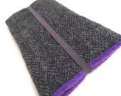 iPhone 6 7 Plus Harris Tweed Wool Cover
