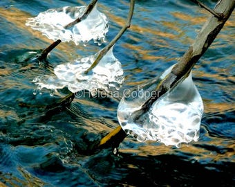 Abstract Photography, Nature, Vibrant, Properity, Water, Zen, High Quality, No Photoshop, Prints, Acrylic Mount, Canvas