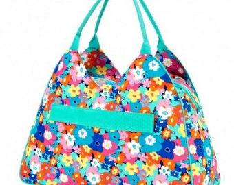 Beach Bag Poppy Collection