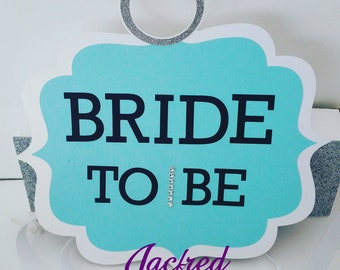Bride To Be chair sign. Bride to be Sign. Groom to be sign
