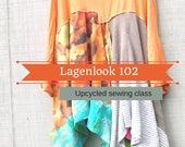 Sewing Classes, Upcycled Sewing, Refashion, Reclaimed, Repurposed, Sew, Online Class, Boho, Sewing 102, Tutorials, Vintage, Patterns, Plus