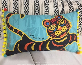 Chinese Zodiac Pillow - Birth Year Animal - Special Gift