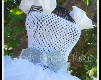 THE PRINCESS Leia Inspired Tutu Dress