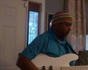Mens Hats Collection Joe Zawinul Inspired Summer Beanie Number Three For Your Musician Boyfriend