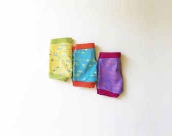 Arrows | Organic Baby Shorties | Shorts | Screen Printed Baby Clothing | Baby Pants | Organic Baby Clothes | Unisex | Baby Bottoms