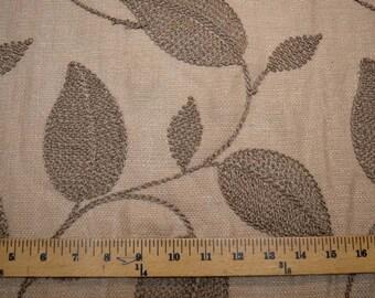 Astoria Taupe Softline Fabric