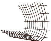 ON SALE Farm Grate of Cast Iron as Towel, Magazine, or Firewood Racks