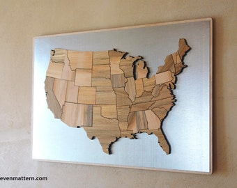 """Puzzle Board & Wall Mount (12""""x18"""")"""