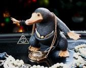 Jewelry Holder Creature - Figurine