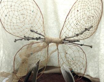 Dream Catcher Faerie Wings