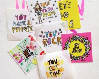 Happy sticker packs!!