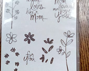 StampinUP! Mother's Love