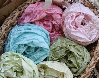 100% Silk ribbons for your Teddy Bear.